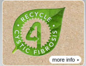 Recycle for Cystic Fibrosis